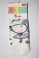 Детские носки для девочек Krebo, Польша р-р 9-12