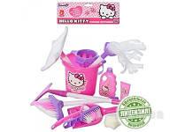 "Детский набор для уборки ""Мамина помощница"" от компании Hello Kitty"