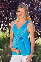 "Блузка-майка для беременных ""Ракушка"", фото 1"