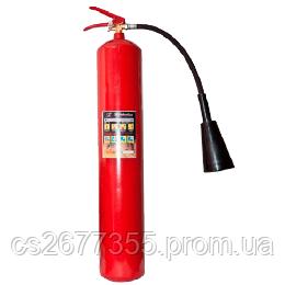 Вогнегасник вуглекислотний ВВК-5 (ОУ-7)