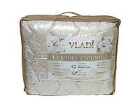 Одеяло стеганое 200х220см, 100% шерсть ТМ Vladi, 2290