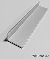 Уголок разнополочный алюминиевый ПАС-1560 60х40х2 / AS