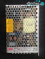 Блок питания Mean Well LRS-150-12. LED драйвер. Светодиодный драйвер.