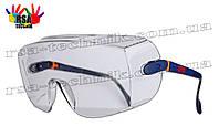 3M Очки защитные закрытого типа AS/AF 2800 PC CLEAR AS