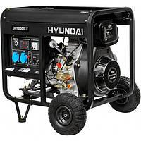Генератор дизельный Hyundai DHY-8000LE