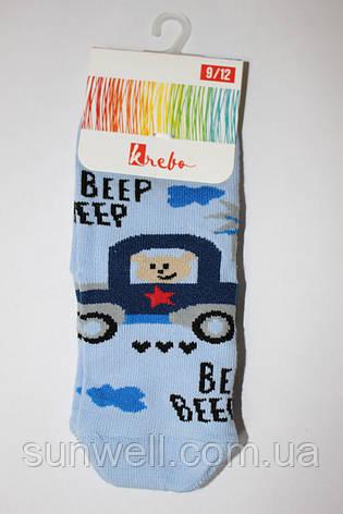 Детские носки для мальчиков Krebo, Польша р-р , фото 2