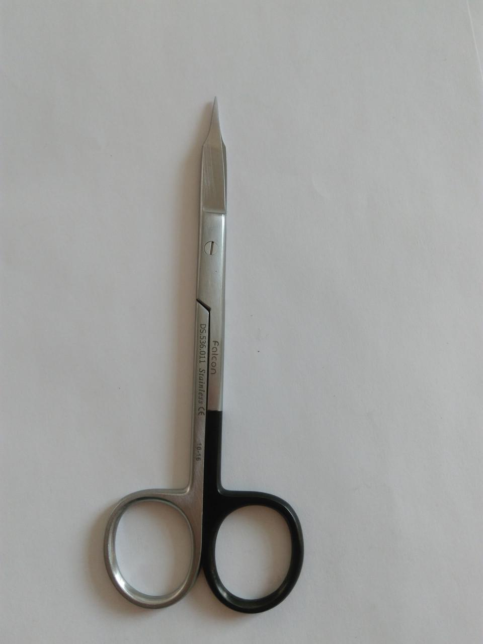 Ножницы  Goldman-Fox DS.536.011 прямые 130 мм.