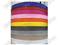 Лента ременная (стропа) 25мм цветная (100м)