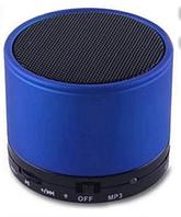 Bluetooth портативная колонка, S-10, синяя