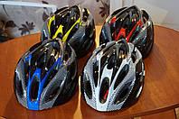 Велосипедные шлемы, разные расцветки