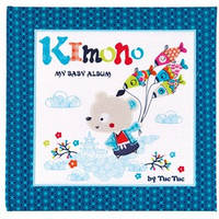 Альбом для малыша KIMONO TUC TUC