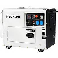Генератор дизельный Hyundai DHY-6000SE