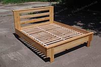 Кровать деревянная ТИТАН-М (160х190 см)