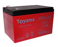 Аккумулятор Toyama Motive NPM 12 Ah