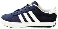 Мужские кроссовки Adidas Neo (Адидас Нео) синие