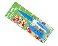 Нож кухонный для очистки овощей и фруктов НК-1 (синий)