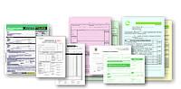 Бланки бухгалтерские, канцелярские, карточки