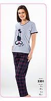 Пижама женская  (ЛЕТО) 3301