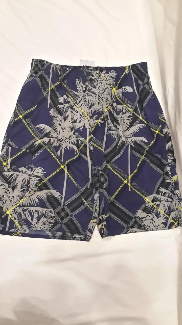 Шорты мужские 83020 Геракл синие,на размеры 52-60.