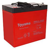 Аккумулятор Toyama Motive NPM 55 Ah