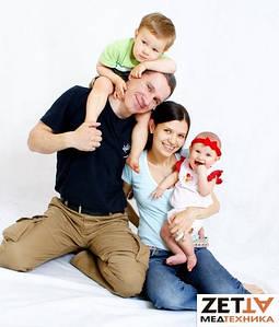 Медтехника для семьи с маленькими детьми