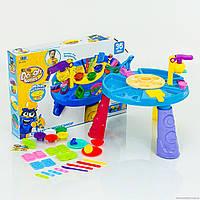 Детский набор для лепки 8724 34 дет, в коробке