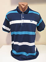 Полосатая футболка заказать 1-4хл