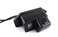 Камера заднего вида Falcon SC27HCCD (Mitsubishi Lancer)