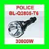Фонарь подствольный Bailong BL-Q2805-Т6 30000W