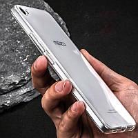 Чехол силиконовый прозрачный для Meizu U10, 0.5mm
