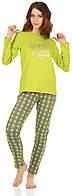 Комплект одежды жен. FRIDA лайм XL