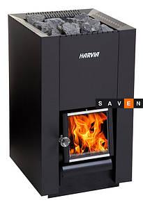 Дровяная печь для сауны (каменка) Harvia Linear 16