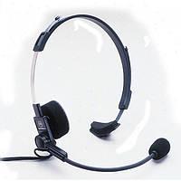 Гарнитура с оголовьем для радиостанций Motorola серии TLKR с функцией VOX