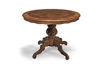 Новый итальянский обеденный стол (раздвижной). Цена указанна без учёта лакокрасочных работ.