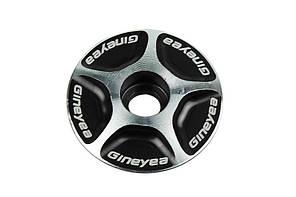 Крышка для рулевой Gineyea, черная