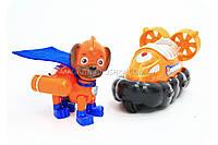 Набор «Щенячий патруль в масках» - Зума (Транспорт + 1 фигурка собачки) CH-007E, фото 1
