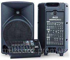 Комплект микшер и акустика Alto Mixpack 10
