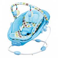 Шезлонг Alexis-Babymix BR245 (blue)