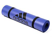 Коврик для фитнеса Adidas ADMT-12234PL 1730х610х6 мм