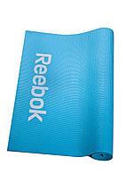 Коврик для фитнеса и йоги Reebok RAMT-11024BLL 1730x610x4мм, фото 3