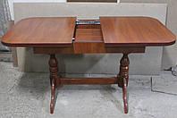 Стол роскладной 2- ноги. Материал: ДСП+дерево, фото 1