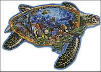 "Схема для вышивания ""  World Of The Sea Turtles"""