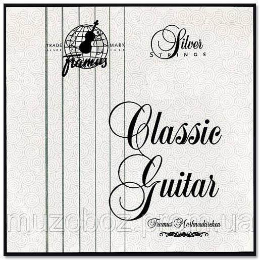 Framus 49332N 2- я струна B для классической гитары