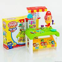 Детский набор для лепки 8727 33 дет, в коробке