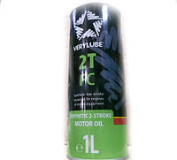 Масло ХАДО 2Т (полусинтетика)  1л (Veralube)