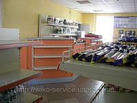 Кассовые стойки для магазинов при АЗС. Рабочее место продавца. Кассовые прилавки. Торговое оборудование