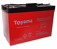 Аккумулятор Toyama NPM 105 12V 105Ah Motive-Power