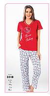 Пижама женская  (ЛЕТО) 3318