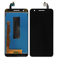 Оригинальный дисплей (модуль) + тачскрин (сенсор) для Lenovo C2   K10a40 (черный цвет)