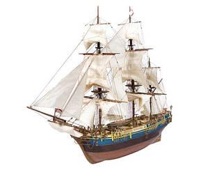 """Корабль """"Баунти"""" комплект для сборки №№1-120 Eaglemoss Collections"""